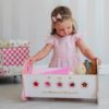 Doll's Cot (Dolls Cradle) - SPECIAL OFFER WITH FREE POSTAGE