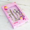 Children Cutlery Set Personalised - Fairy