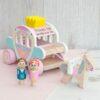 Princess Polly Carriage Indigo Jam