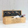 Luxuary Wine Presentation Box & Tools